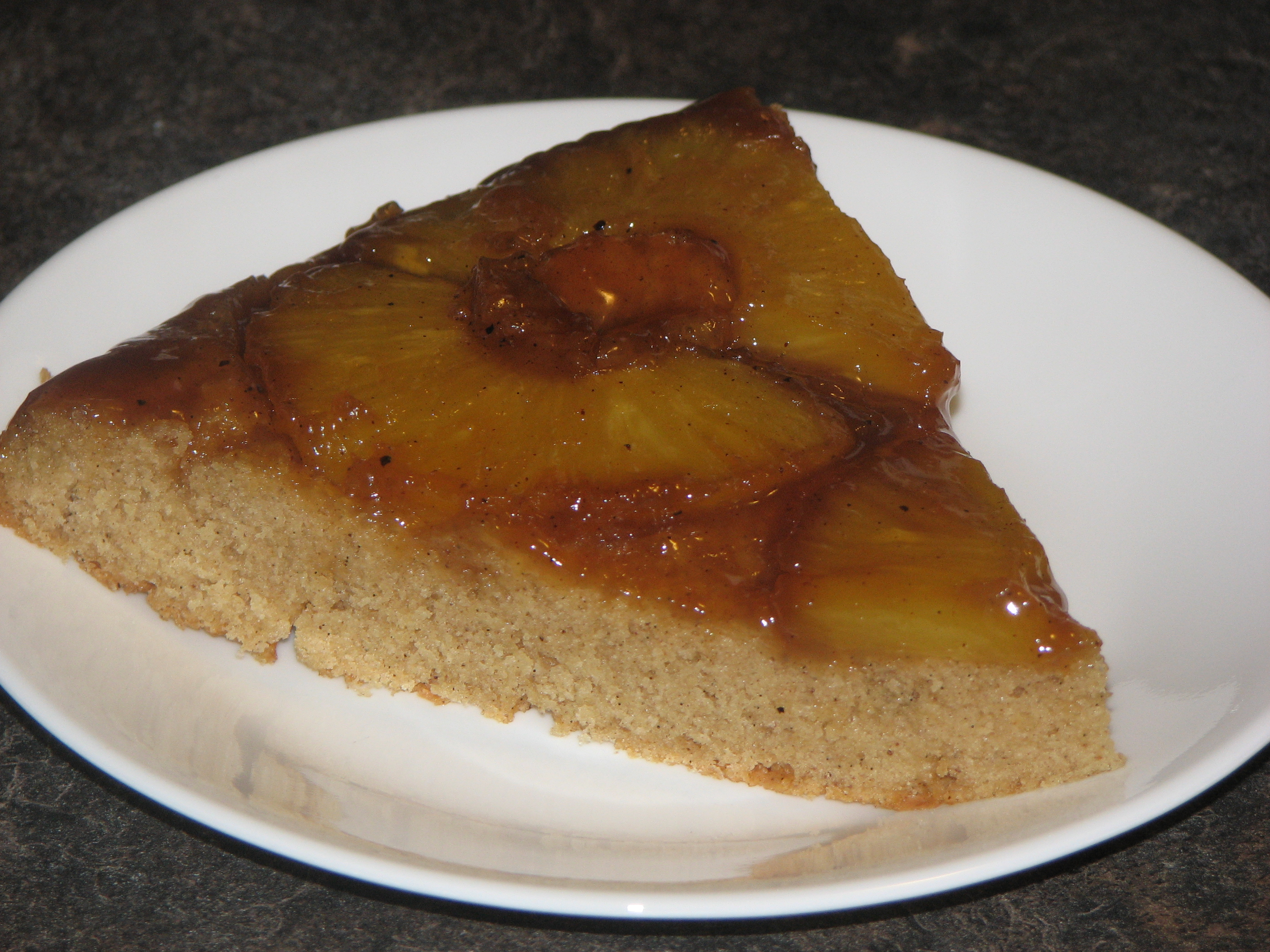 Spiced Rum and Pineapple Upside Down Cake | WinnipEGGHeads