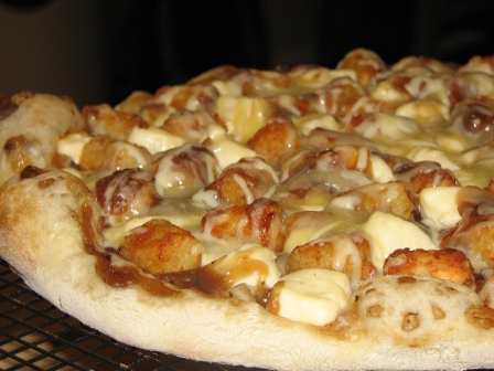 Poutine Pizza 2.0