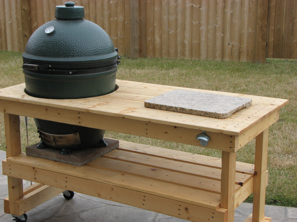 How To Get The Big Green Egg In Table WinnipEGGHeads